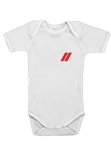 Pompier Caporal Fourreau für Baby Body