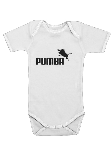 Onesies Baby Puma Or Pumba Lifestyle