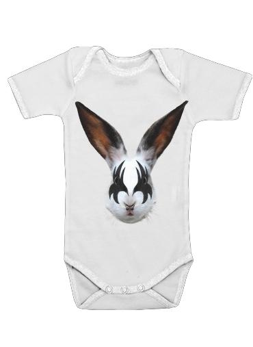 Kiss of a rabbit punk für Baby Body