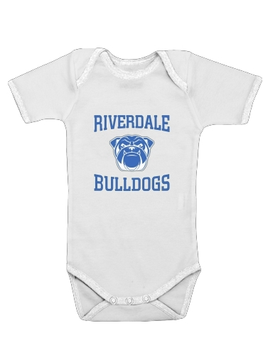 Onesies Baby Riverdale Bulldogs