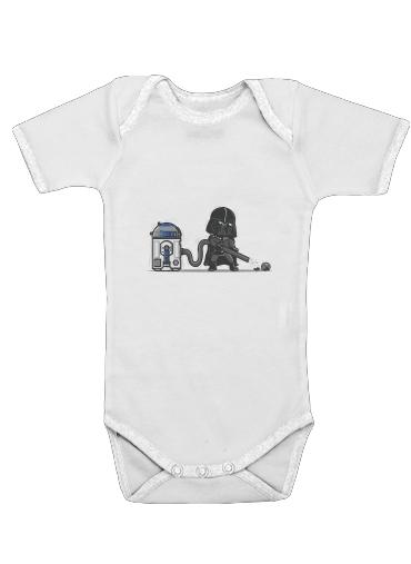 Robotic Hoover für Baby Body