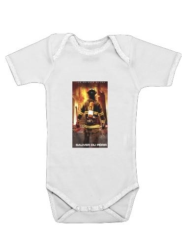 Rette oder vermeide Feuerwehren für Baby Body