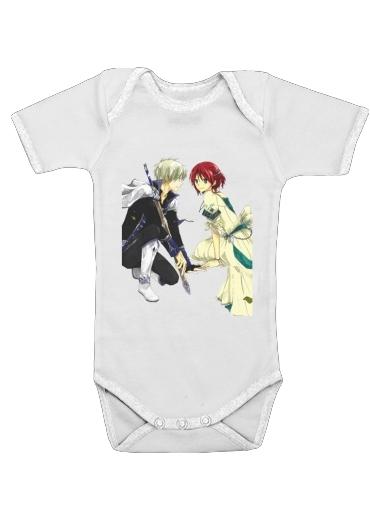 Onesies Baby Shirayuki x Zen
