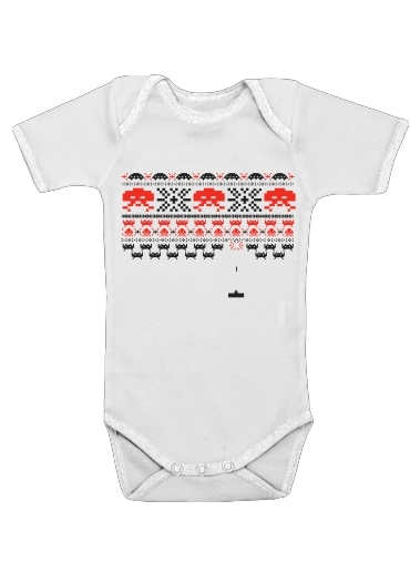 Space Invaders für Baby Body