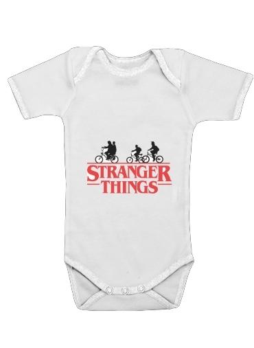 Stranger Things by bike für Baby Body