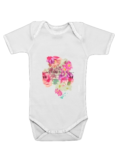 SUMMER LOVE dla Baby short sleeve onesies
