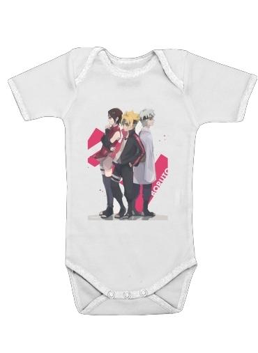 Onesies Baby Team Boruto