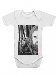 Baby Onesie The Bear and the Hunter Revenant
