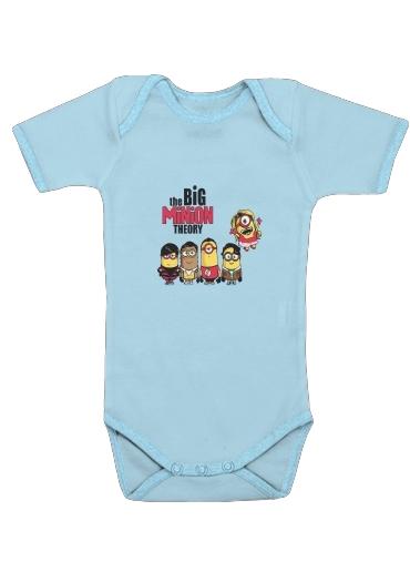 The Big Minion Theory für Baby Body