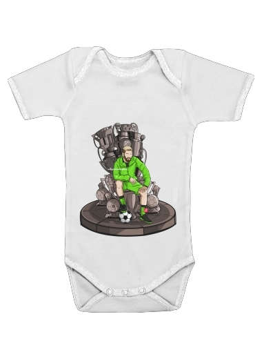 Baby Onesie The King on the Throne of Trophies