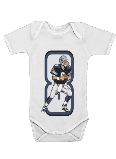Baby Onesie The triplets leader QB 8