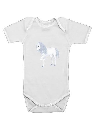 The White Unicorn für Baby Body