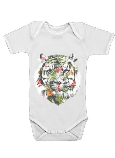 Tropical Tiger für Baby Body