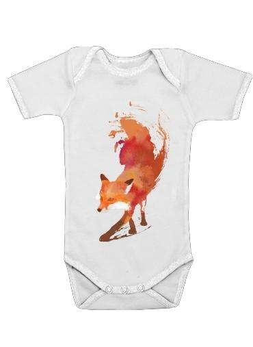 Fox Vulpes für Baby Body