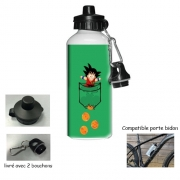 bicycle bottle Pocket Collection: Goku Dragon Balls