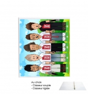 Binder Lego: One Direction 1D