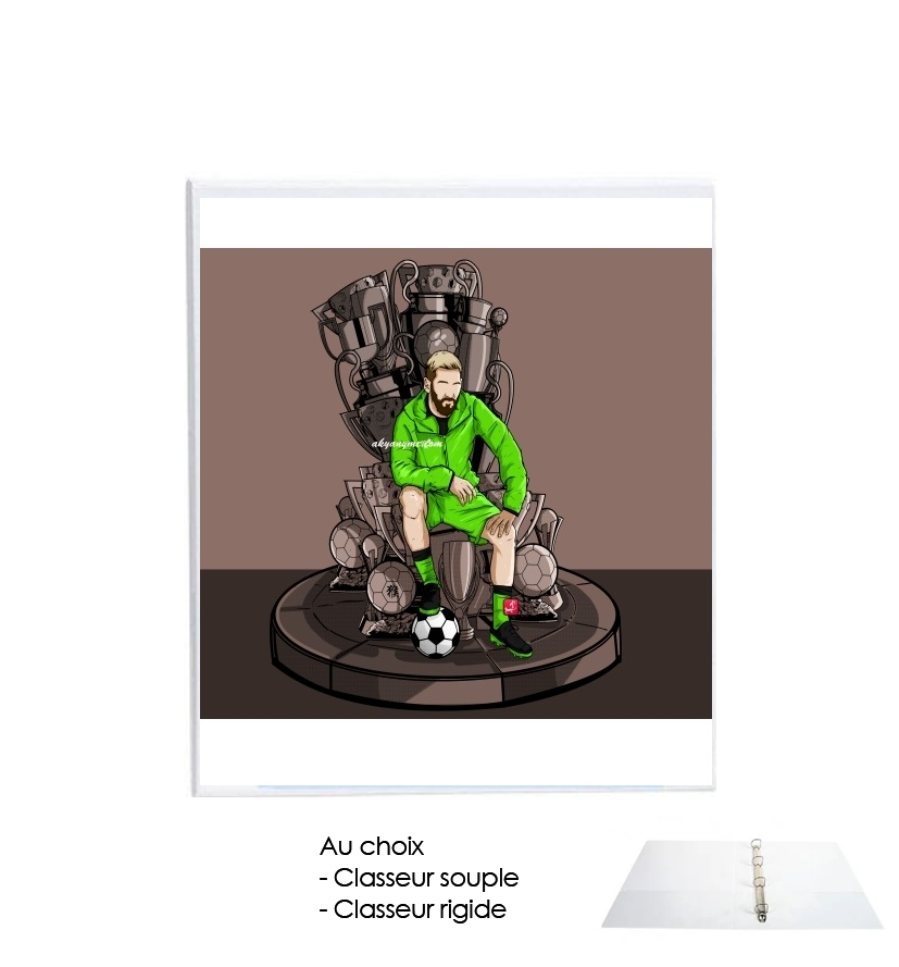 Binder The King on the Throne of Trophies