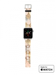Bracelet pour Apple Watch MERMAID GOLD