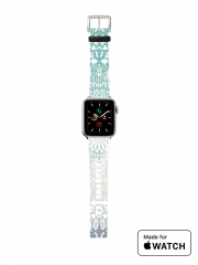 Bracelet pour Apple Watch RAINBOW CHIC MANDALA
