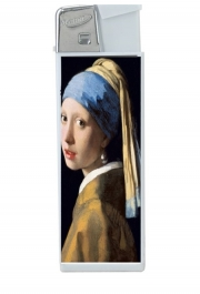 Lighter Girl with a Pearl Earring