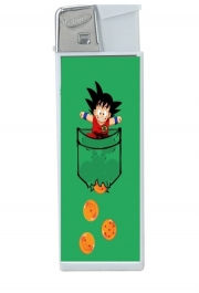 Lighter Pocket Collection: Goku Dragon Balls