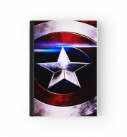 Notebook American Shield Blue