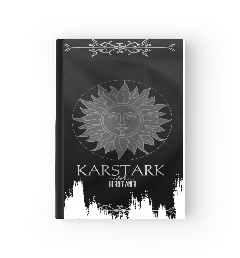 Notebook Flag House Karstark