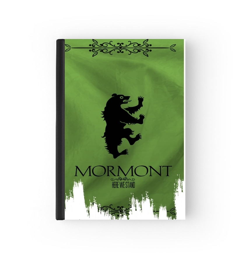 Notebook Flag House Mormont