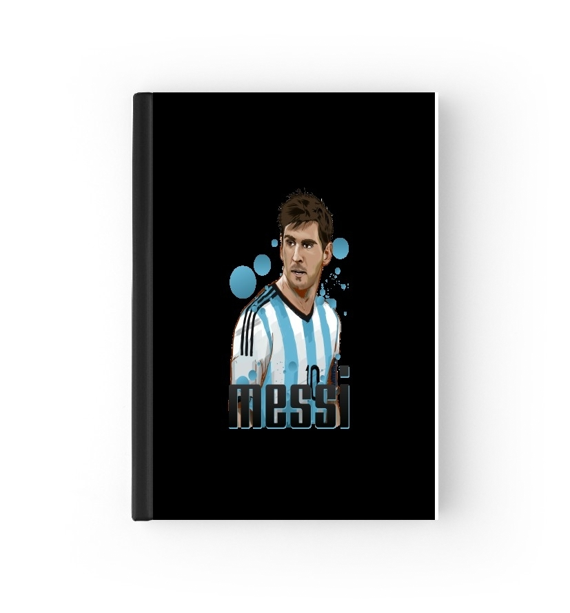 Notebook Football Legends: Lionel Messi World Cup 2014