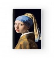 Notebook Girl with a Pearl Earring