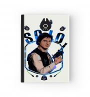 Notebook Han Solo from Star Wars