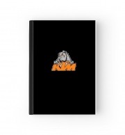 Cahier KTM Racing Orange And Black