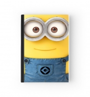 Notebook Minions Face