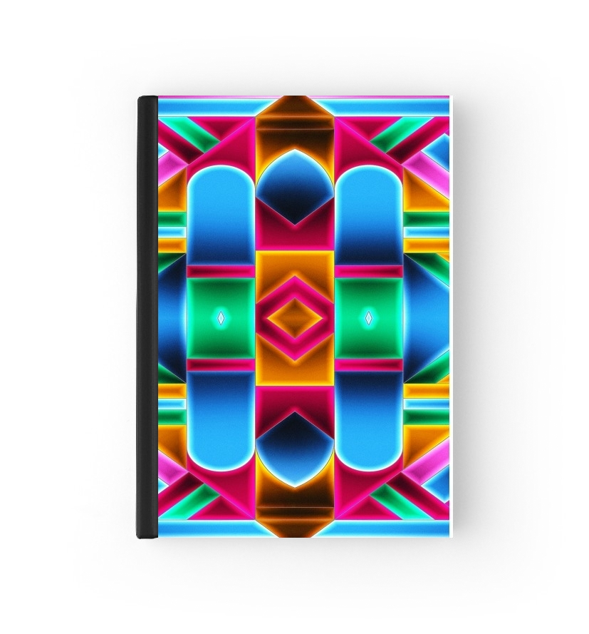 Notebook Neon Colorful