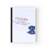 Cahier Ohana signifie famille