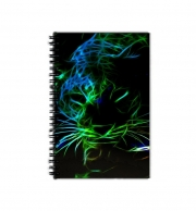 textbook school Abstract neon Leopard
