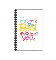 Cahier de texte Phrase : Be the best version of you
