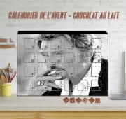 Calendrier de l'avent johnny hallyday Smoke Cigare Hommage