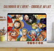 Calendrier de l'avent One Piece Equipage
