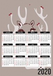 Calendrier Hello Big Wolf