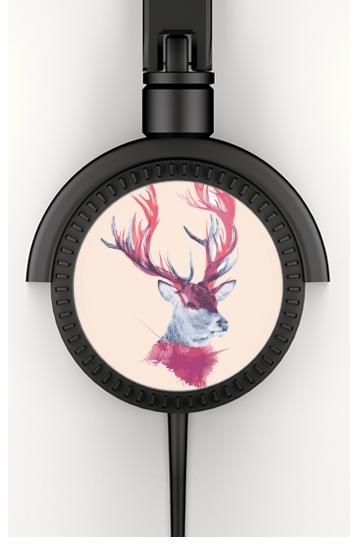 Deer paint voor hoofdtelefoon