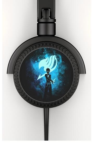 Grey Fullbuster - Fairy Tail voor hoofdtelefoon