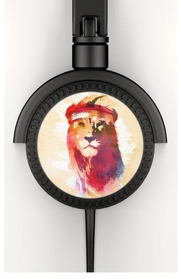 Gym Lion voor hoofdtelefoon