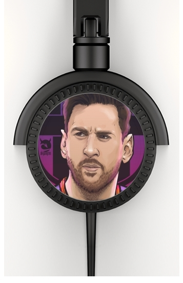 Headphone Stereo Legendary Goat Football