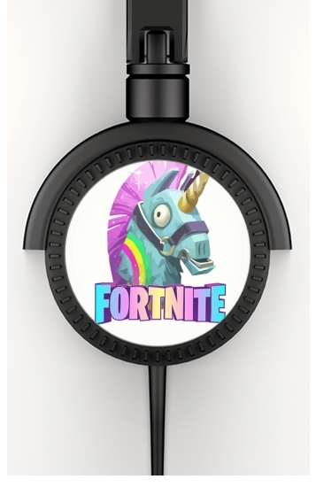 Unicorn video games Fortnite voor hoofdtelefoon