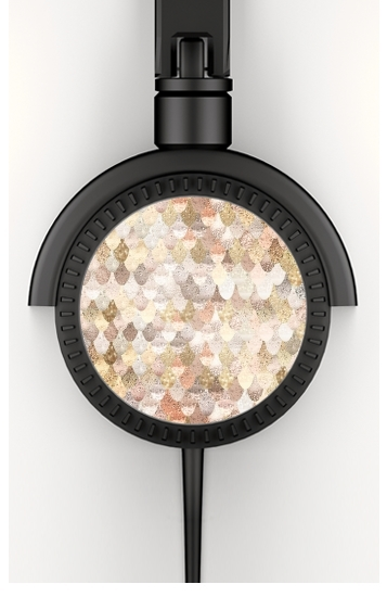 MERMAID GOLD für Individuelle Stereo-kopfhörer