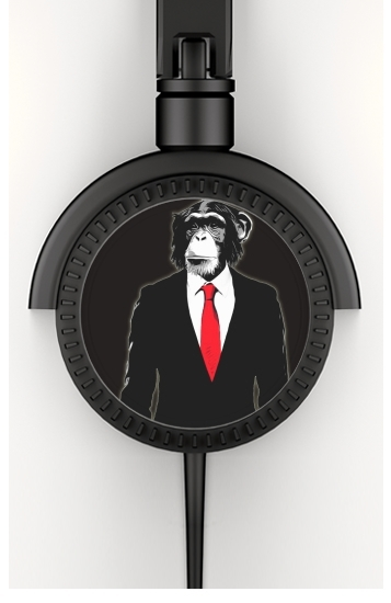 Monkey Domesticated voor hoofdtelefoon