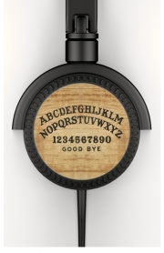 Headphone Stereo Ouija Board