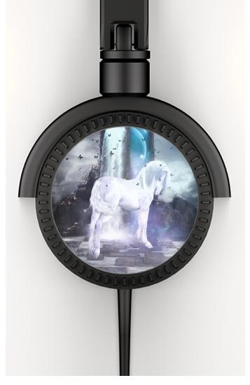 Silver Unicorn voor hoofdtelefoon