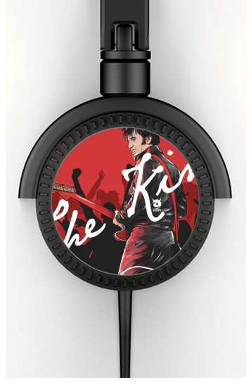 Headphone Stereo The King Presley